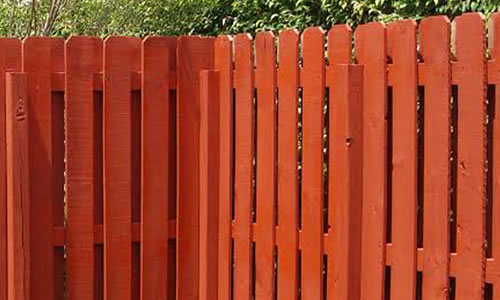 Fence Painting in Tulsa OK Fence Services in Tulsa OK Exterior Painting in Tulsa OK